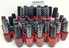 Discontinued OPI Nail Lacquer - Collection of VERY RARE Colors .5oz (Series 4)