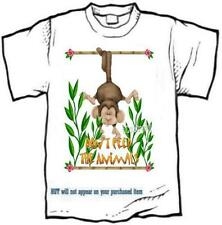 T-shirt - DON'T FEED THE ANIMALS -- MONKEY
