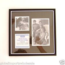 COLLAGE MULTIPLE PICTURE PHOTO FRAME 1.5X3,3.5x3.5,3.5X5 WALL TABLE MOUNT FRAMES