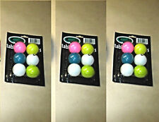 Top Quality Packs of 6 Table Tennis Balls Sports for Indoor or Outdoor Fun Game