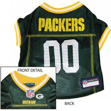 Green Bay Packers Nfl Dog Pet Football Jersey (all sizes)