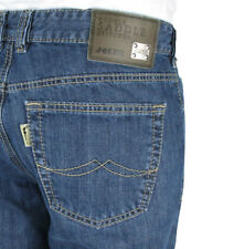 JOKER JEANS CLARK MECHANIC STONED DENIM 13 Oz. 2242/55 blue stone
