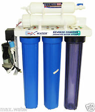 COMMERCIAL, AQUARIUM, RESIDENTIAL HOME REVERSE OSMOSIS SYSTEM RO WATER  FILTER