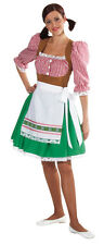 Heidi (GREEN)  - Oktoberfest , Beer Drinking Wench  sizes 8-22