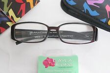 New Foster Grant ~LayLa Fong~ Reading Glasses with Soft Case +1.50, +2.00, +2.50