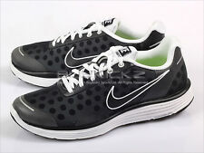 Nike Lunarswift+2 Black / Black White Running Shoes Lunarlon 2011 443840-001