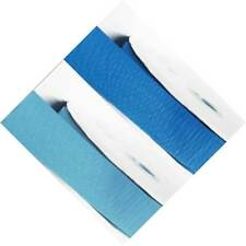 "Grosgrain Thin Ribbon 1/4"" /6mm 100 Yards, Discount ,Blue s #303 to #350 thin"