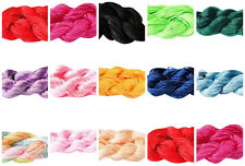 15mtr Premium Quality - Kumihimo - Braided Nylon Cord Thread 2mm - lady-muck1