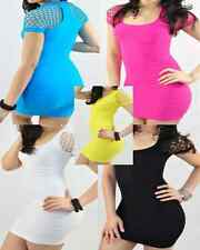 Nylon Mini Dress  ~ 5 Colors ~ Super Sexy ~ Afforable ~ MUST SEE ~ Best Seller