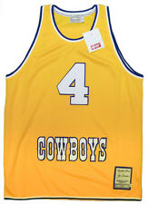 NEW! McNeese State University Cowboys Authentic Throwback Jersey - Dumars #4