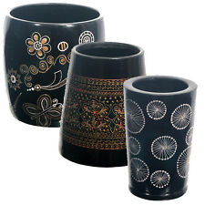 Lacquered Pencil Holders Handmade in Pakistan | Fair Trade | Multiple Designs