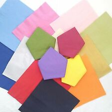 50 Top Quality 40cm 3 Ply Paper Napkins Birthday Wedding Swantex Duni Serviettes