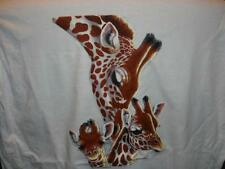 GIRAFFE MOMMY AND BABIES SO SWEET JERZEES Tee Shirt THE BEST Sizes SM TO 5XL