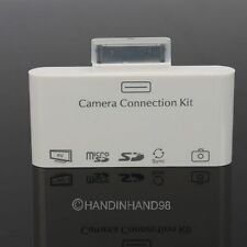 3in1/5in1 USB camera connection kit card reader adapter for iPad 4/Mini iPad