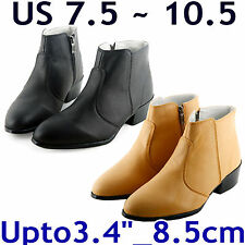 "HEIGHT INCREASING ELEVATOR SHOES_Upto 3.4""/ 8.5 cm_2 colors_BD-TBin"