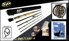 South Pacific Hi-End BW 12/13wt BLUEWATER Game Fishing COMBO fly rod reel line
