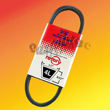 """Rotary 4L390 Premium V Belt 1/2 X 39"""" Replaces many Lawn and Garden Equipment"""