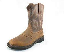 Ariat Sierra Wide Square Toe Work Boots  10010148 - Soft Toe - Several sizes