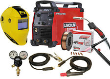 Lincoln Electric Speedtec 200C Multi Process Mig/Tig/Arc Welder, 200A