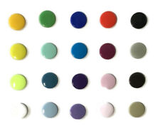 KAM Poppers *16 Colours* fastener Snaps * SIZE 16 T3 * 10mm plastic rivet  A1