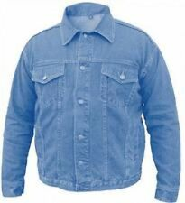 A2950 Men's Blue Denim jackets 100% Cotton