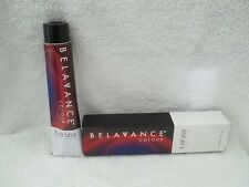 LANZA BELAVANCE PERMANENT HAIR COLOR~3 OZ~U pick~LEVEL 1-6~FREE SHIP IN THE USA!