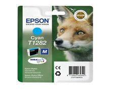 Epson T1282 Genuine Printer Ink Cartridge Cyan