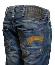 G STAR RAW DENIM HELLER GS01 LOW STRAIGHT CUT GS01 NEW WITH TAGS