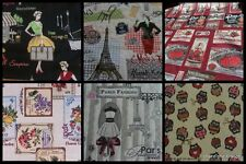 FABRIC FAB FQ PIECES JACQUARD CUSHIONS BAGS CRAFTS + pics in list  FRENCH