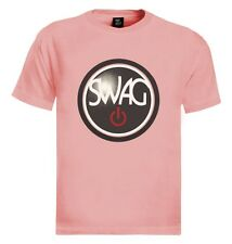 SWAG ON T-Shirt  YOLO Party Rave Hype Bro Dope 420 Comme Des FuckDown JERSEY DJ