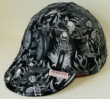Death Rider Welding Cap or Biker Cap