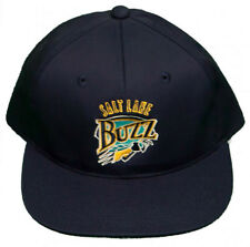 New! Salt Lake Bees Adjustable Snapback Hat Embroidered Cap - Youth S/M