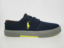 POLO RALPH LAUREN FAXON LOW NAVY MEN'S CASUAL SNEAKERS 816155651KBB SELECT SIZE