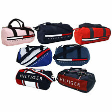 Tommy Hilfiger Mini Duffel Bag Unisex Mens Womens Children Duffle Gym P006