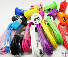 UNIVERSAL MICRO USB CAR CHARGER for SAMSUNG S3 S4 S5 HTC NOKIA LG