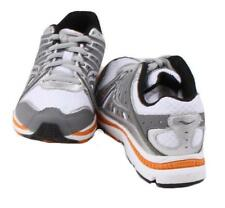 Saucony Grid Flex Boys Toddlers White/Black/Orange Athletic Sneakers