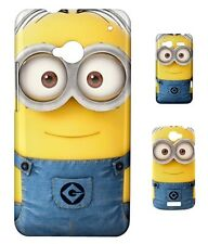HTC case cover Despicable me bumper Minion rush one S V X Radar Amaze 4G  Evo 3D
