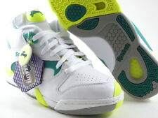 Reebok Pump Court Victory Michael Chang White/Green Tennis Running Men Shoes