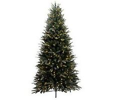 Bethlehem Lights 7.5' Balsam Fir Tree with LED Lights, Instant Power   H196926