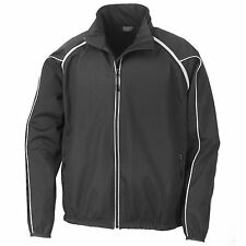 Spiro Mens 3 Layer Performance Sports Jacket Waterproof and Windproof