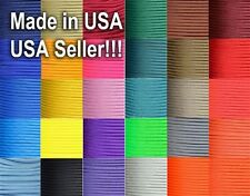 550 Paracord Nylon Commercial Type III 100 ft Made in USA & USA Seller