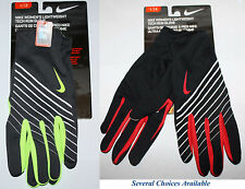 Nike Women's Lightweight Tech Run Gloves NWT several choices available **