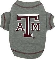 Texas A&M Aggies NCAA dog pet Tee Shirt  (all sizes)