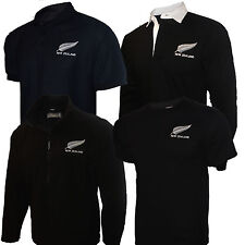 New Zealand All Blacks Style Kiwis Rugby Shirt Mens/Fleece/ Tee/ Soft Shell New