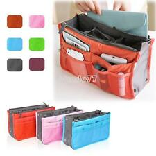EA7 Women Travel Insert Handbag Organiser Purse Large liner Organizer Tidy Bag
