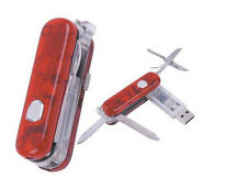 New Swiss Army Knife Model usb 2.0 memory flash stick thumb pen drive 4-32GB