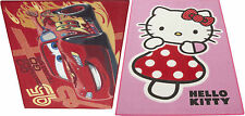Disney Cars/Hello Kitty Children's Bedroom Rugs - Guarenteed Cheapest on eBay
