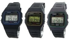 Casio F91W-1 Black Classic Digital Sports Watch Alarm Chronograph F91WG-9 F91W-3