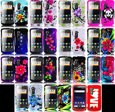 ZTE Anthem 4G N910 (MetroPCS) Faceplate Phone Cover Snap-On DESIGN Case