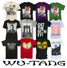 WU-TANG CLAN and OL DIRTY BASTARD various T-SHIRT NEW S M L XL XXL authentic